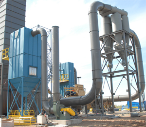 Imperial Systems Industrial Dust Collector