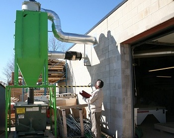 Cyclone Dust Collector- Quality Air Management