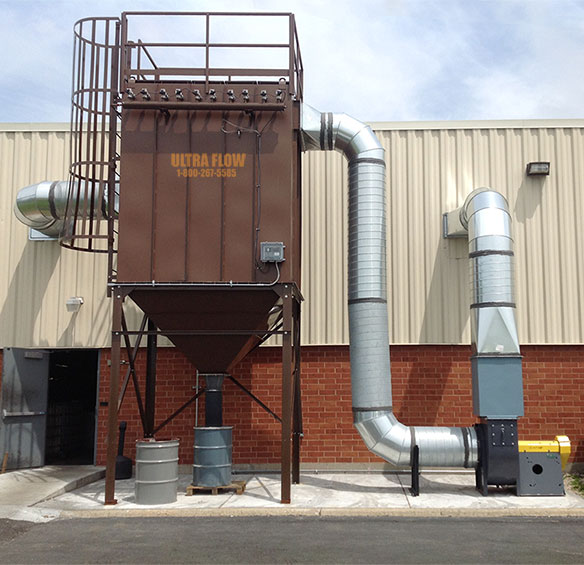Industrial Dust Collector Manufacturers Suppliers