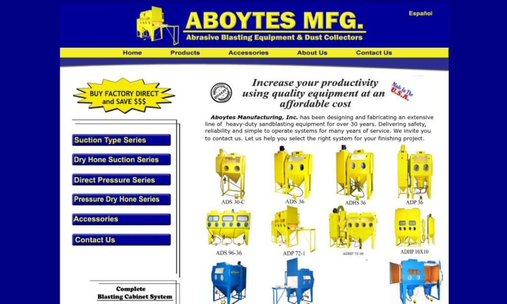Aboytes Manufacturing
