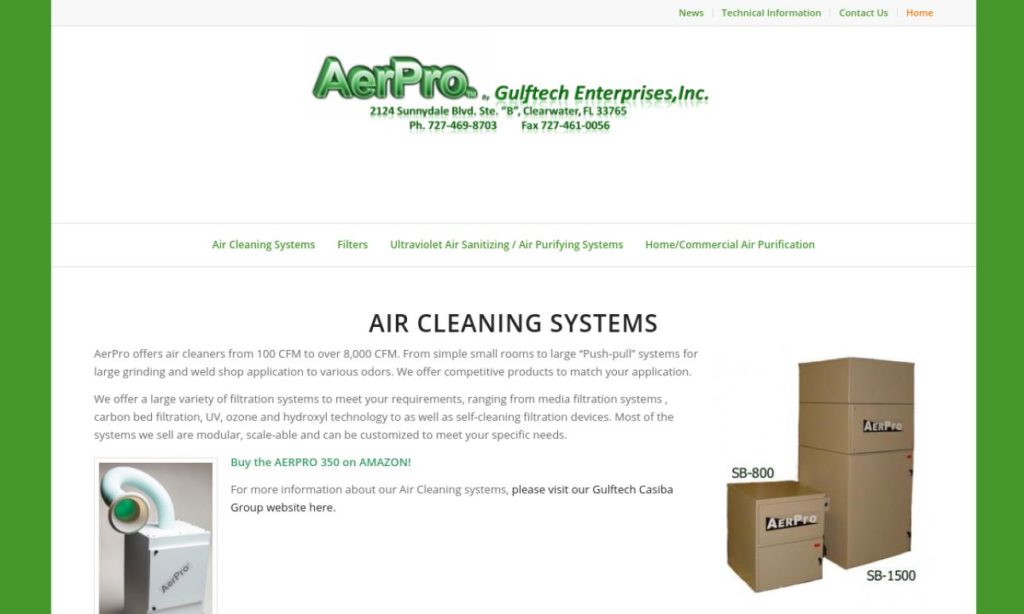 AerPro Air Cleaning Solutions, Inc.