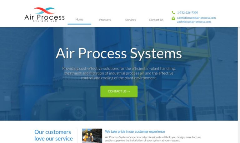 Air Process Systems L.L.C.