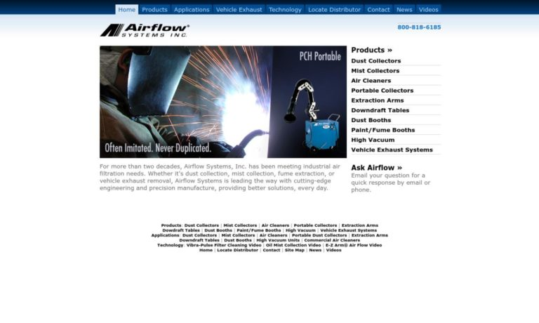 Airflow® Systems Inc.