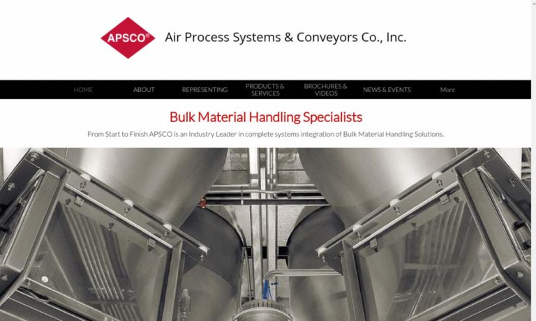 Air Process Systems & Conveyors Company, Inc.