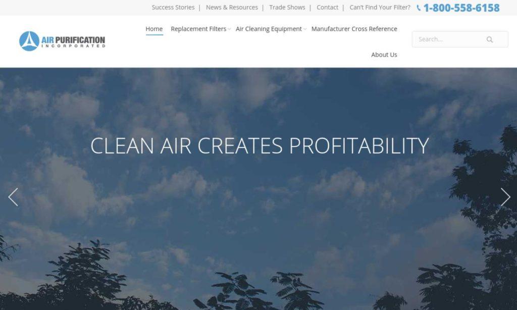 Air Purification, Inc.