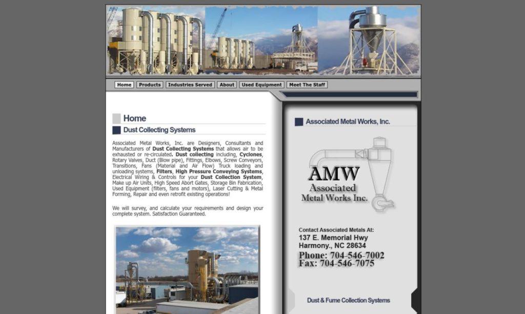 Associated Metal Works, Inc.