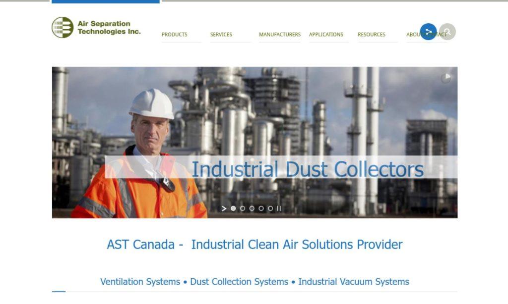 Air Separation Technologies, Inc.