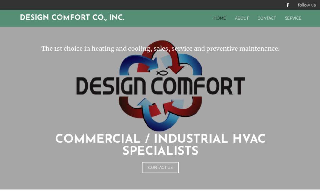 Design Comfort Co., Inc.