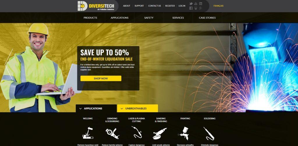 Diversi-Tech Inc.