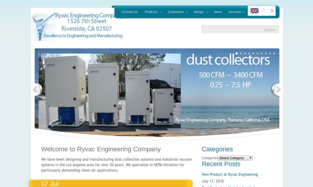 Quebec Dust Collector Manufacturers | Dust Collector