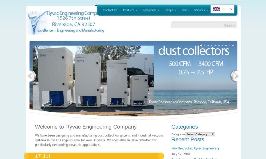 Ryvac Engineering Company