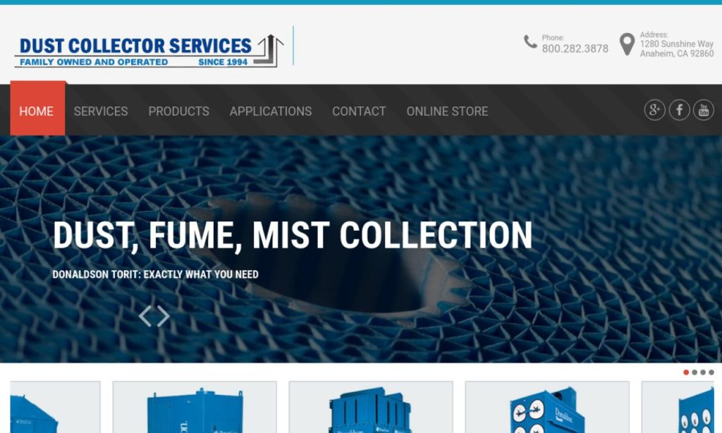 Dust Collector Services Inc.