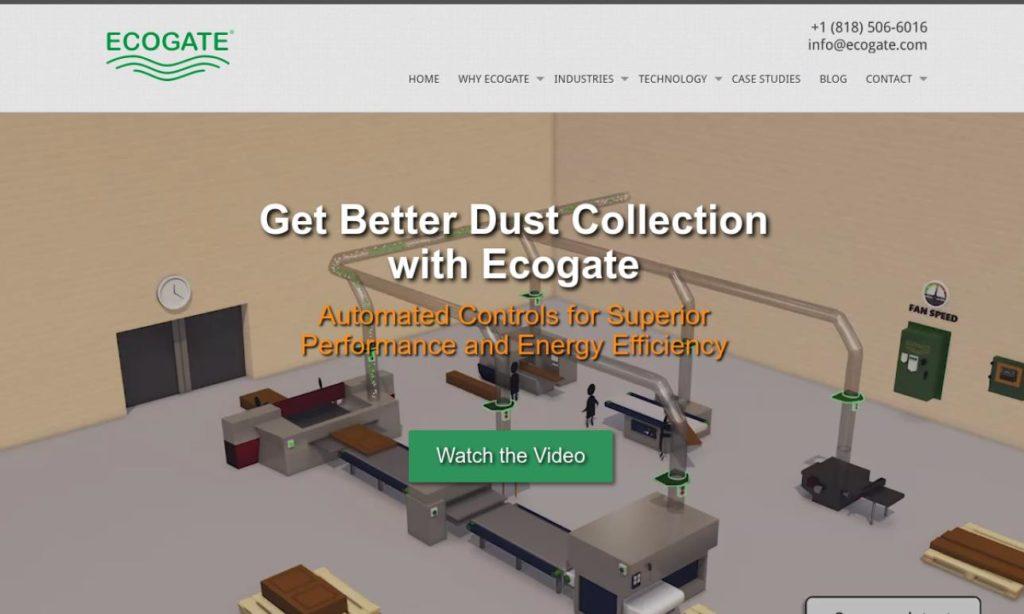 ECOGATE®, Inc.