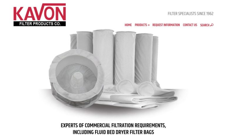 Kavon Filter Products Company, Inc.