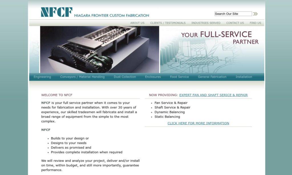 Niagara Frontier Custom Fabrication Inc.
