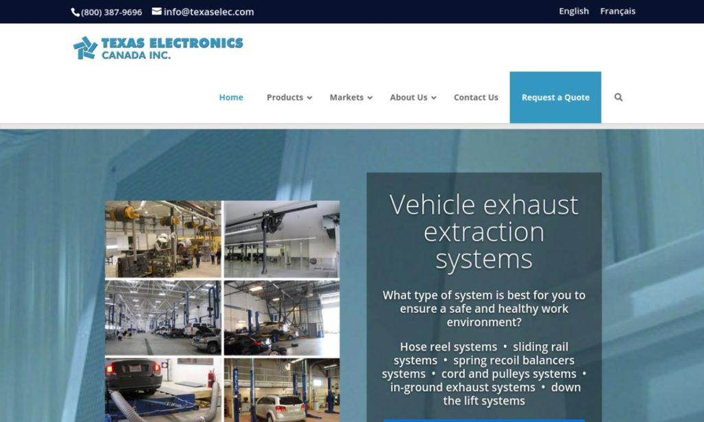 Texas Electronics Canada Inc.