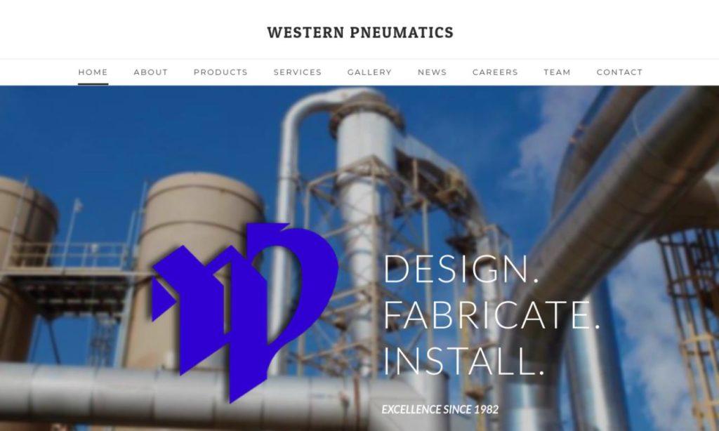 Western Pneumatics, Inc.
