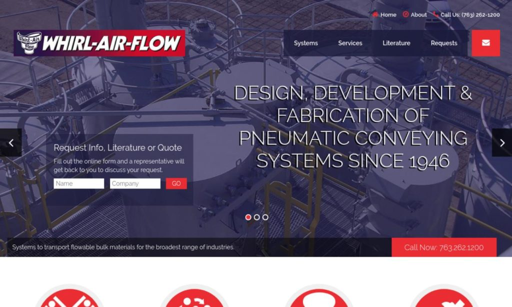 Whirl-Air-Flow Corporation