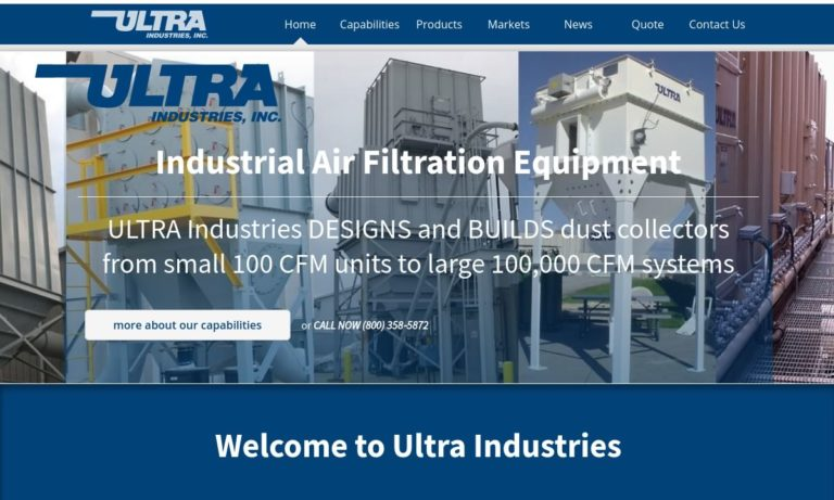 Ultra Industries, Inc.