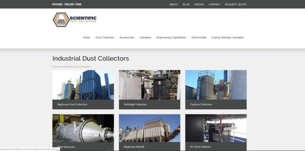Dust Collector Manufacturers Dust Collector Suppliers