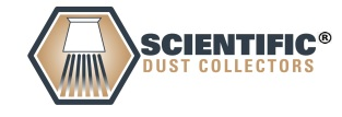 Scientific Dust Collectors Logo